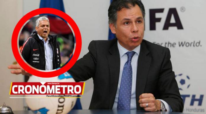 Reinaldo Rueda será homenajeado en el estadio Olímpico