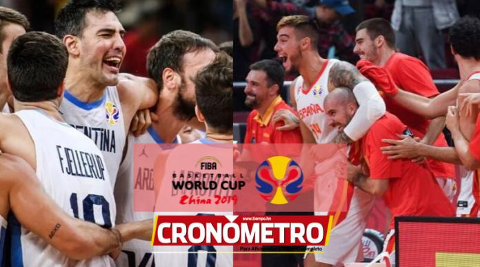 España-Argentina: La gran final del FIBA CHINA 2019, ¿Cuando y donde se jugará?