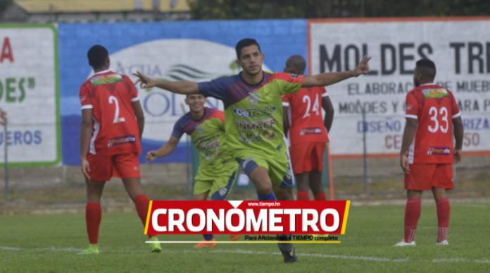 Real de Minas doblega a la Real Sociedad con doblete de Juan Ramón Mejía