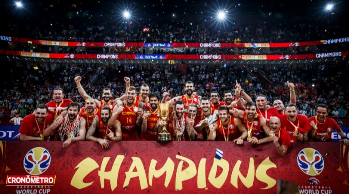 España vence a Argentina y se corona campeón del Mundial FIBA China 2019