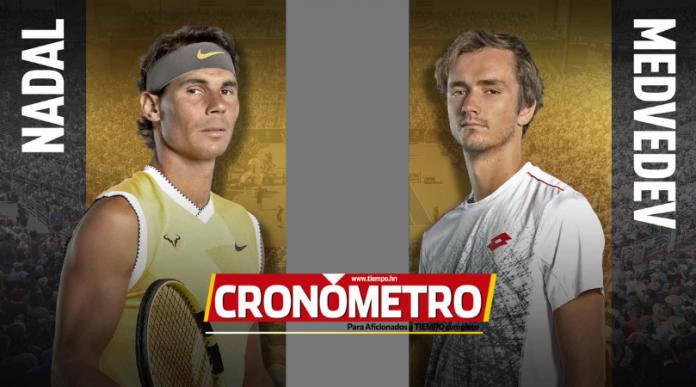 Nadal clasifica y jugará contra Medvedev la final del US Open 2019