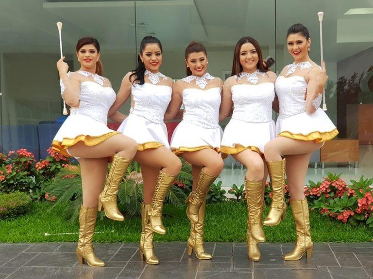 Presentadoras de HCH se visten de palillonas y realizarán show en el Nacional