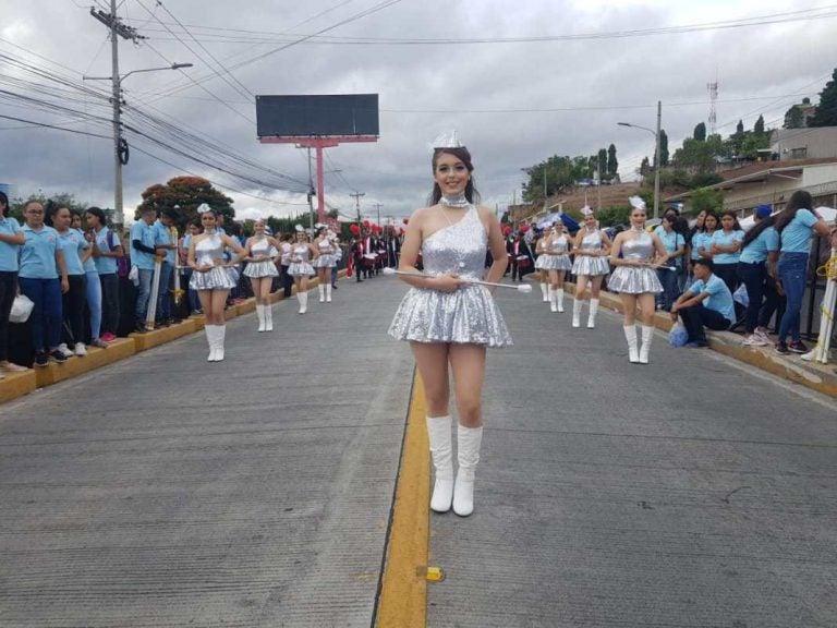 Independencia 2019: así avanzan los colegios en Tegucigalpa