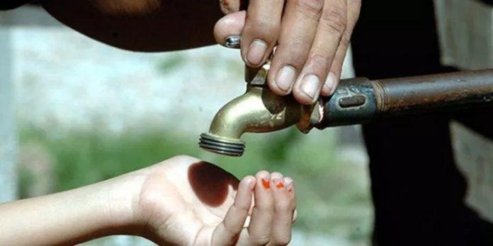 racionamientos de agua