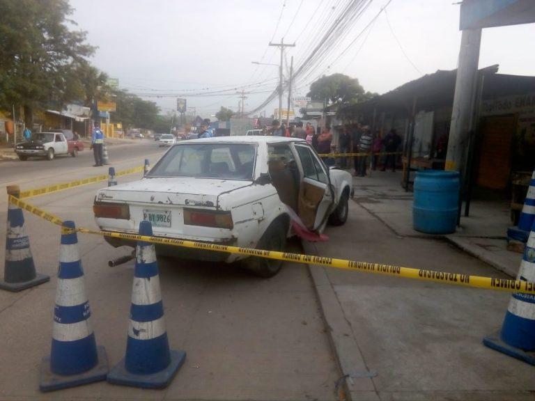 Tegucigalpa: matan a un hombre colonia Altos de Loarque