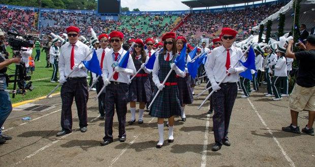 Tegucigalpa: Anuncian cierre temporal de calles por desarrollo de fiestas patrias