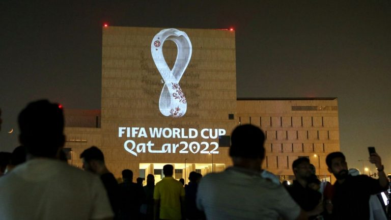FIFA revela el logo oficial para el Mundial de Qatar 2022