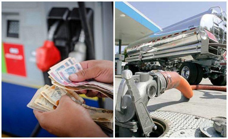 Leve incremento en el precio de los combustibles a partir del lunes