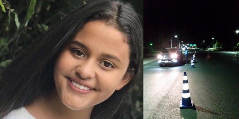 DIDADPOL investiga qué policía del retén disparó contra la joven Celenia Durón