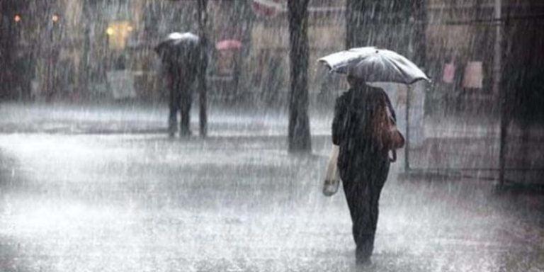 CLIMA DE HOY: lluvias al finalizar desfiles del 15 de septiembre