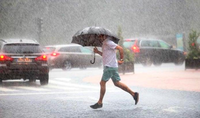 CLIMA DE ESTA TARDE: lluvias para la zona occidental de Honduras