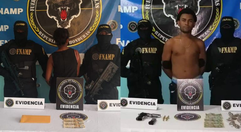 La FNAMP acusa a menor de edad de ser extorsionadora en La Ceiba