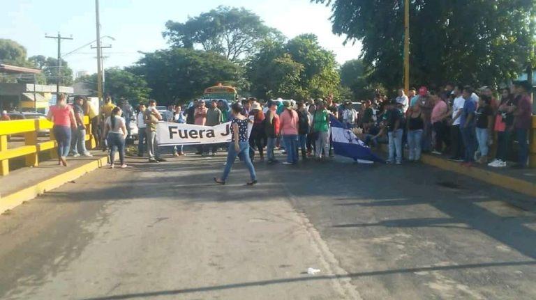 Lo que debe saber sobre la manifestación en Quebrada Seca, El Progreso