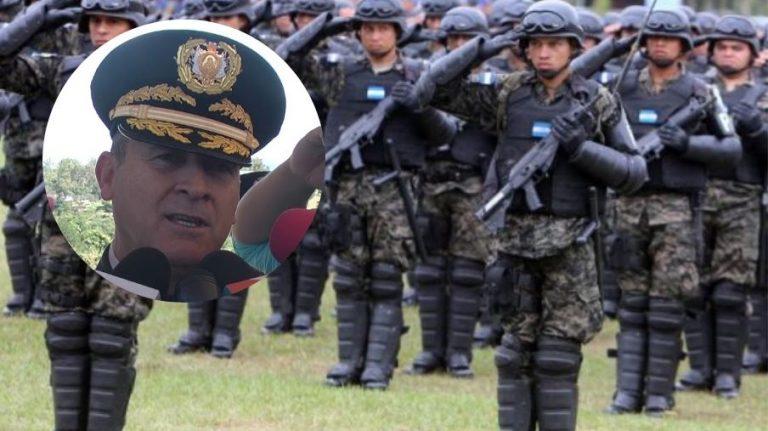 """René Ponce Fonseca: """"FFAA no están para dar un golpe de Estado"""""""