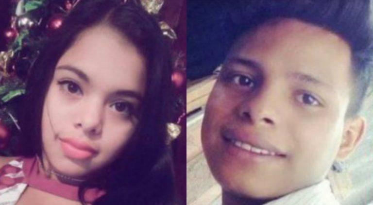TGU: novio de joven hallada dentro de alcantarilla está desaparecido