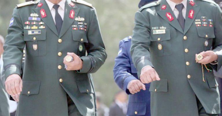 Coroneles en «disponibilidad» interponen recurso de amparo ante CSJ