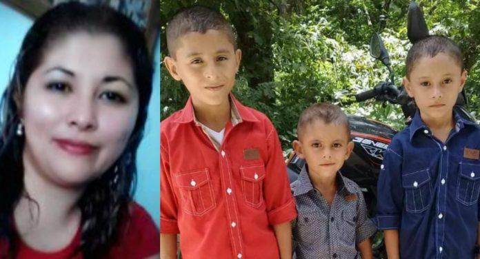 niños envenenados en Choluteca