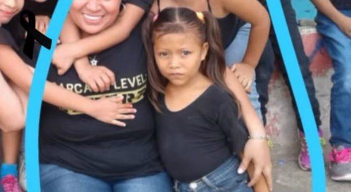 niña envenenada por vecina en Tegucigalpa