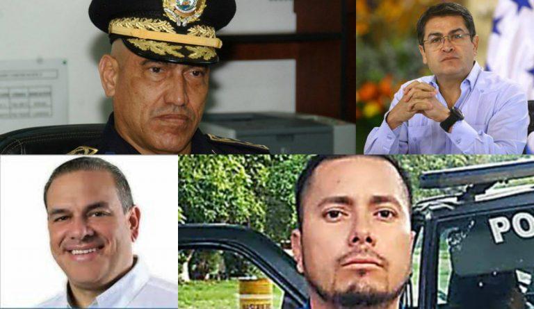 Conozca a los personajes hondureños que podrían ser llamados a declarar en juicio de Tony