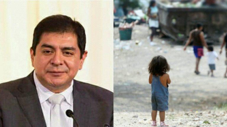 José Ruelas: Honduras no invierte en educación y salud de niños