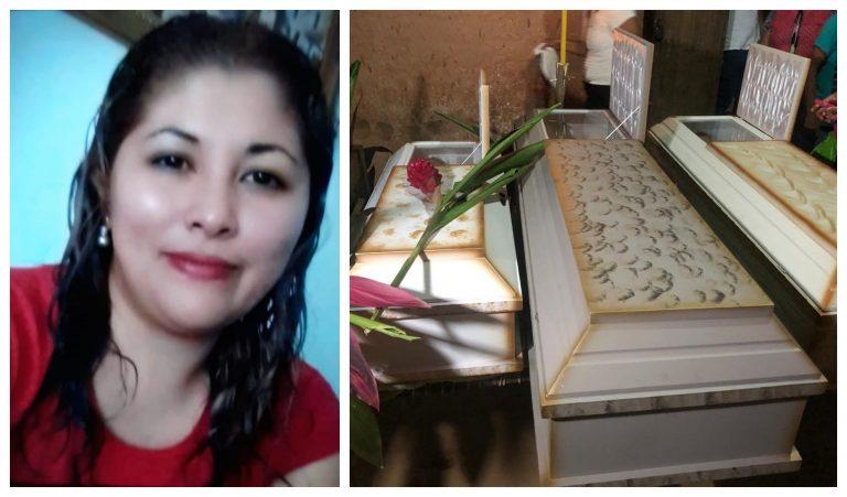 Mamá de niños envenenados: No sé cómo voy a vivir sin ustedes cuando regrese