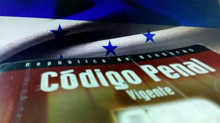 Penalista: Nuevo Código Penal debe entrar en vigencia en noviembre