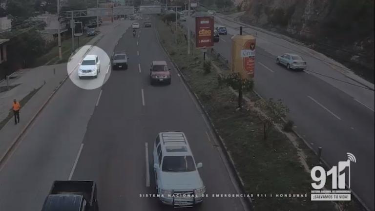 VÍDEO: conozca cómo se dio la captura del chófer de jueza acusado de extorsión
