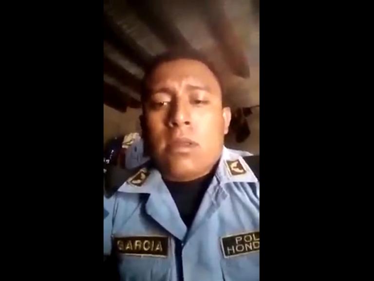 Policía emboscado en Soroguara había dedicado a su padre un vídeo cantando en Facebook