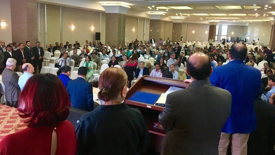 Confraternidad Evangélica de Honduras