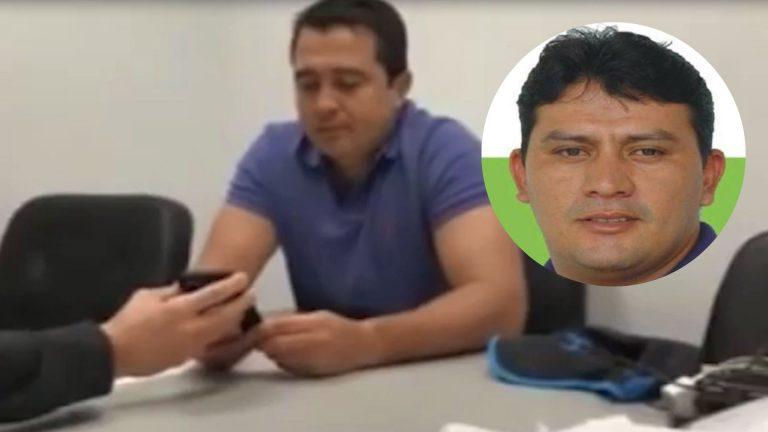 Tras su captura Tony le dijo a la DEA que no conocía a Alexander Ardón