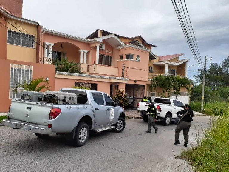 Honduras: otra operación del MP en contra de supuestos lavadores de activos