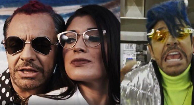 VÍDEO: Eugenio Derbez debuta como reggaetonero con pegajosa canción