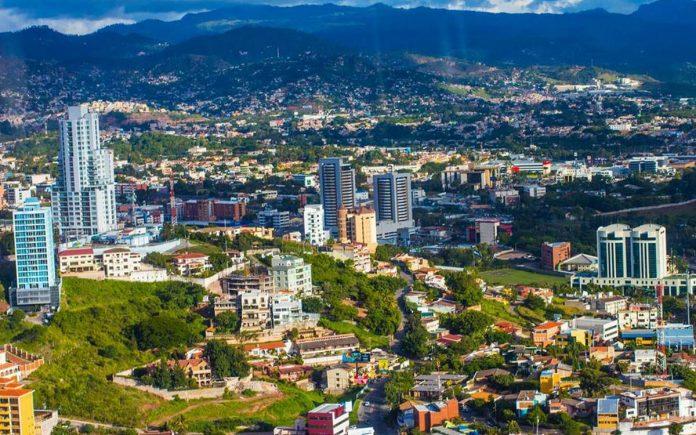 Honduras recesión