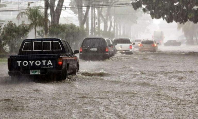 CLIMA DE ESTA TARDE: presencia de lluvias fuertes para casi todo Honduras