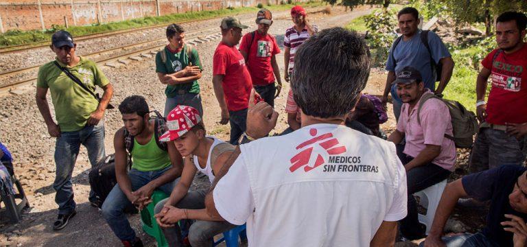 """Médicos Sin Frontera: """"Falta de psicólogos contribuye a mala salud mental de hondureños"""""""