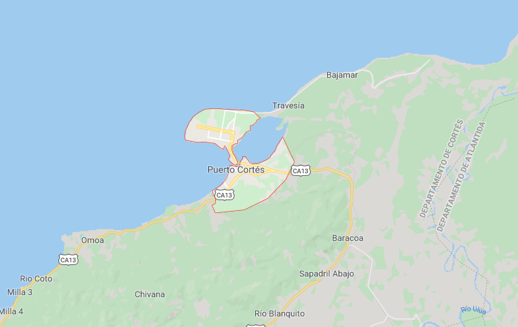 Matan a dos jóvenes dentro de una cantina en Puerto Cortés