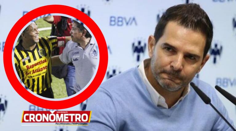 Ex-entrenador de Liga Nacional es nuevo técnico de Monterrey
