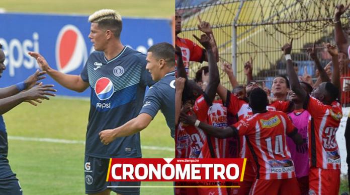 HOY: Motagua vs. Olimpia / Real Sociedad vs. Vida: dónde ver hoy por TV la jornada 13 de Liga Nacional