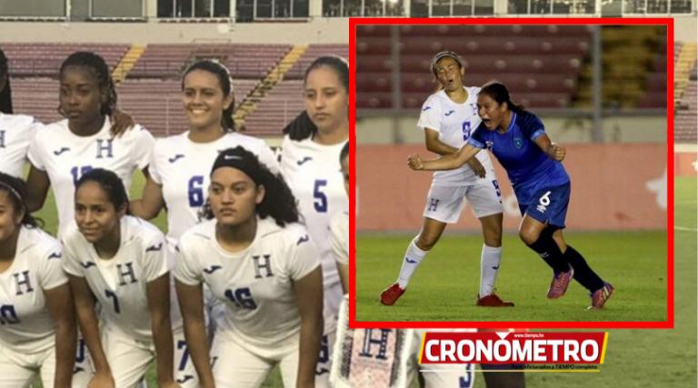 Honduras cae eliminada en Preolímpico de Concacaf en Fútbol Femenino