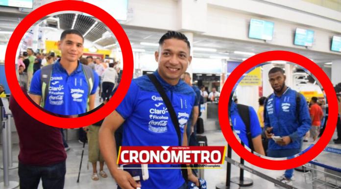 GALERÍA: Ambiente de alegría y optimismo en viaje de la Selección rumbo a Trinidad & Tobago
