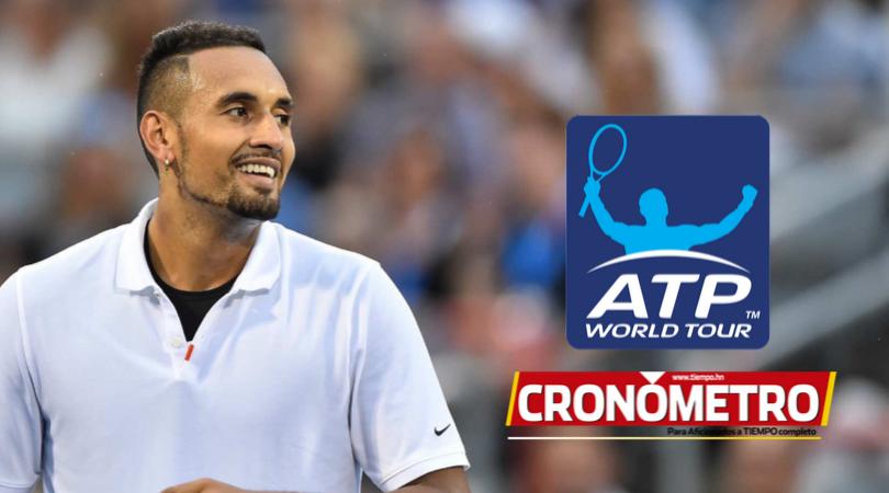 ATP manda a tenista reconocido al psicólogo