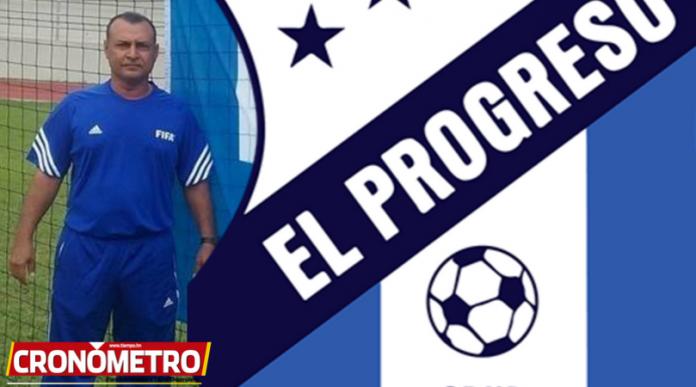 Liga Nacional: Ovidio Fúnez será DT interino del Honduras Progreso
