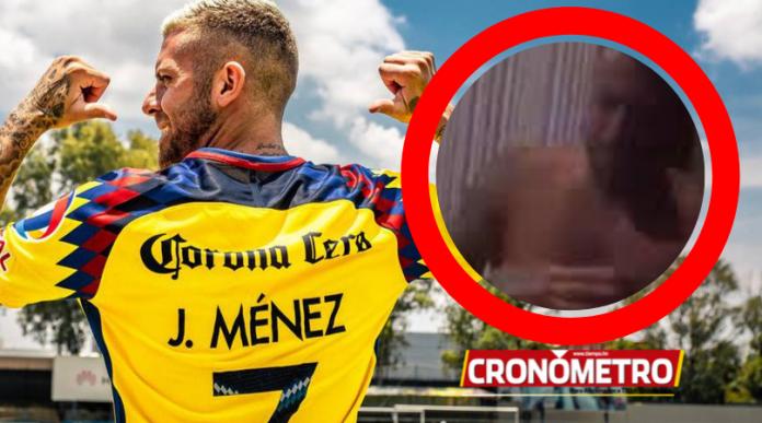 Revelan vídeos de ex-jugador del América en fiestas y drogándose
