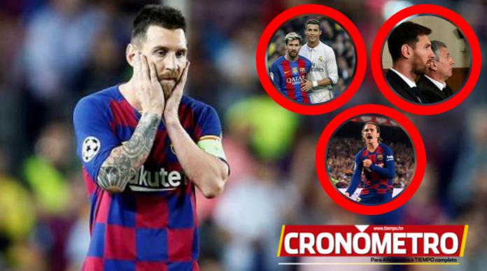 Las confesiones de Messi: Desde irse de España, hasta