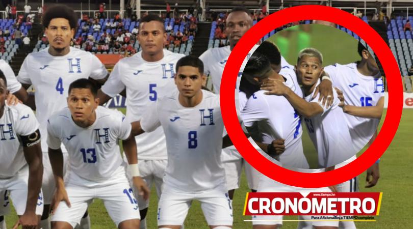 Honduras logra firme victoria ante Trinidad & Tobago en debut de la Nations League