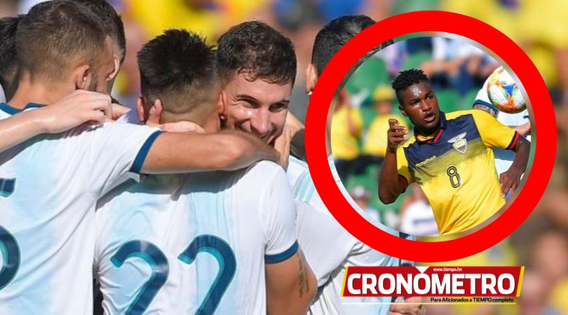 ¡PODERÍO ALBICELESTE! Argentina gana, gusta y humilla a Ecuador en España