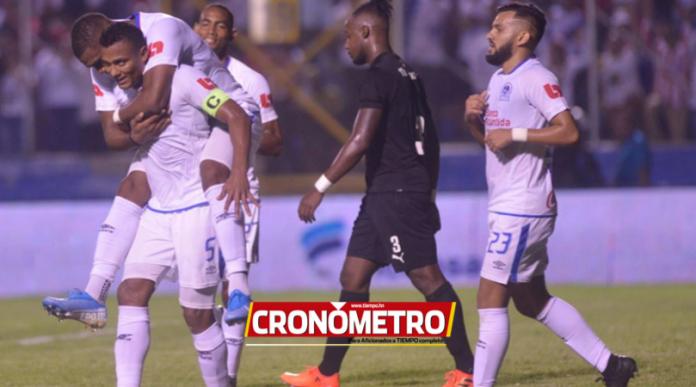 Olimpia le brinda paliza al Honduras Progreso en su regreso al estadio Nacional