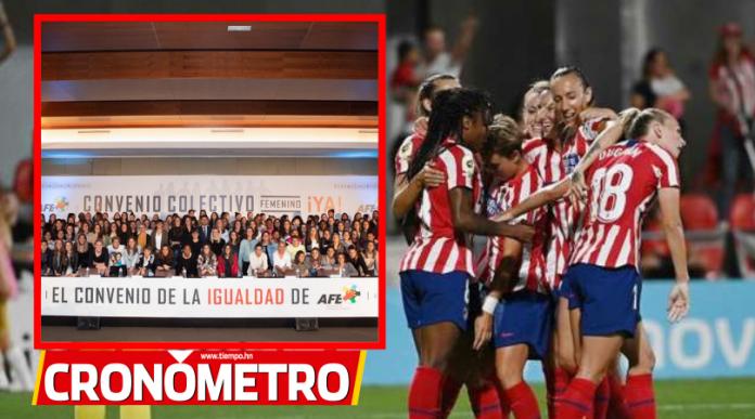 Jugadoras en España a huelga por resolución de sus derechos
