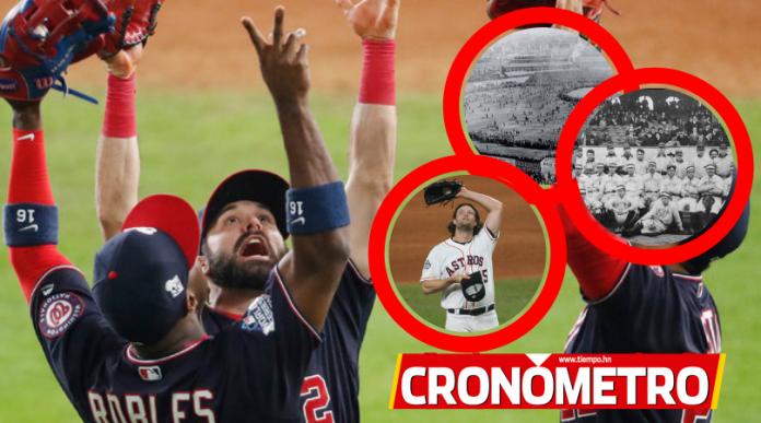 MLB: La ventaja que aprovecharon los Nationals sobre los Astros en el Juego 1 ¡NO SUCEDÍA DESDE HACE 116 AÑOS!