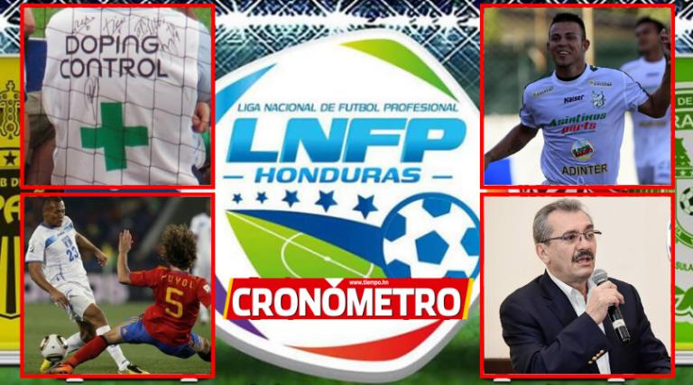 El Anti-doping: ¿Quien regula los procesos de dopaje en el fútbol hondureño?